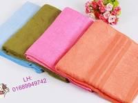 Khăn tắm khăn mặt sợi tre cao cấp