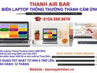 Máy tính tiền cho resort, khu sinh thái giá rẻ tại Đồng Tháp