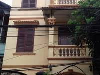Nhà phố trung yên, trung kính, thái hà, chùa bộc cho thuê