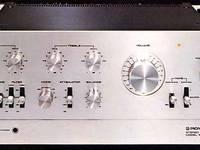 Bán amply Pioneer 9900 và loa 180III