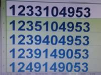 Bán sim viva, 01292 999 896, 0123 31 04953, 0123 51 04953, 0123 94 04953,