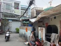 Mới bỏ quy hoạch  cần bán Nhà 203m2 Nền Biệt Thự 62/24 Lâm Văn Bền Q7
