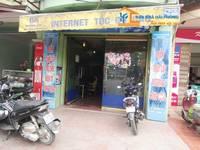 Cho thuê mặt bằng tầng 1 nhà số 68 đường 208 An Đồng, An Dương, Hải Phòng