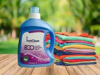Nước giặt Thái Lan Justclean ECO giặt xả diệt khuẩn