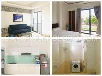 Căn hộ 1 phòng ngủ, có ban công ở khu phố Tây An Thượng - A169