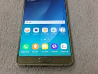 Note 5 2 sim N9208 Gold đẹp long lanh