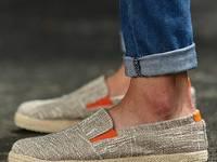 Giày lười mùa hè
