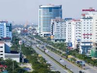 Đất mặt đường Lê Hồng Phong, 360m2, vị trí đẹp, đối diện trung tâm Hành chính quận cho thuê.
