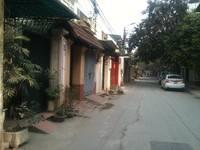Cho thuê nhà mặt đường ngõ 64 khu Kim Giang