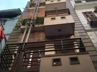 Nhà phân lô ngõ 100 Hoàng Quốc Việt 65mx 4.5 Tầng, Full nội thất châu âu
