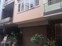 Nhà ngõ 106 Hoàng Quốc Việt 85m2 xây 5,5 Tầng, 9 phòng làm việc, đường 10m