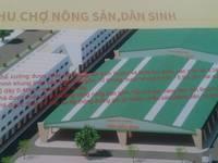 Cơ hội kinh doanh đầu tư ở shophouse, kios tại chợ Đầu Mối rau quả Sở dầu, Hồng Bàng, Hải...