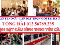 Địa chỉ lắp đặt phòng game uy tín cấu hình chạy Pubg tại Hà Nội