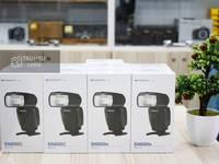 Đèn flash Shanny SN600 cho máy ảnh DSLR Canon, Nikon
