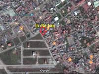 Bán Lô đất 84m2 cạnh TDC Vườn Hồng,chân cầu vượt Đông Hải, Tây Nam, giá 16,5 tr/m2