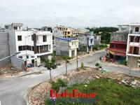 Bán thửa đất 40m2 vị trí đẹp view vườn hoa khu tái định cư xi măng Thượng Lý , Hồng...