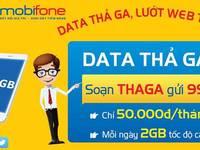 Bán sim 4G Mobi THAGA 50k   60Gb - Bán sim 4G Mobi C90 QN50 giá tốt nhất