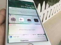 IPhone 6 quốc tế 16G gold 3tr8 mới 99 có trả góp