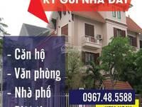 Bán nhà Phùng Khoang - Nguyễn Trãi.  Cách chợ Phùng Khoang 30m, ô tô tránh nhau cách nhà 15m2...