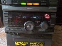 Dàn âm thanh Sony Nhật xuất, 250w, equalizer, bass DFBF