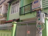 Bán nhà Hẻm Đường Nguyễn Xí, Phường 13, Quận Bình Thạnh  Diện tích : 6m x 12m