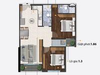 Cần bán gấp căn hộ Carillon 5 - Ôm trọn view CV Đầm Sen, tầng cao - Giá tốt nhất...