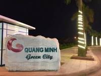 Bán đất nền Đô thị xanh Quang Minh Green City Thủy Nguyên, Hải Phòng nhiều ưu đãi