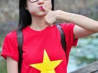 Áo cờ đỏ sao vàng 35k giá rẻ nhất đà nẵng