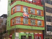 Cho thuê nhà 4 tầng đầu hồi Lê Văn Lương