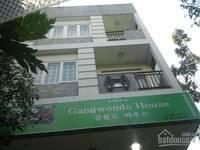 Cho thuê gấp ...Nhà ngõ 100 Hoàng Quốc Việt, 80m2 x 4T, lô góc 2 mặt tiền