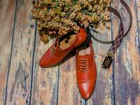 Giày da công sở cao cấp - JakeBros - Leather Shoes for men