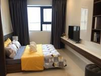 Cho thuê căn chung cư lạc hồng, 87 m2 chia 2 ngủ full nội thất