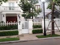 Chính chủ cho thuê biệt thự Làng Việt Kiều Châu ÂU 150 m2 X 3 tầng giá 25 tr /tháng...