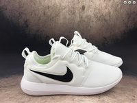 Nike roshe run two 844656-104 white black