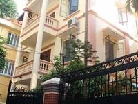 Cho thuê nhà 4 tầng x 190m2 khu đô thị Ciputra,