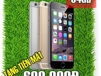 IPhone 6 Plus 64Gb Q.tế với giá không tưởng