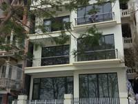 Cho thuê nhà  150 m2 x 4 tầng ở mặt phố nhật chiêu