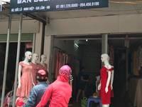 Cần sang  nhượng mặt bằng kinh doanh ở  Dốc Lã - Ninh hiệp - Gia Lâm, Hà Nội...