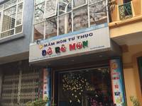 Cho thuê nhà 7 tầng x 80 m2 ở mặt phố Hạ Yên, cầu giấy,hn