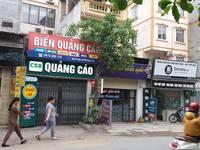 Cho thuê nhà mặt phố Hạ Yên, Yên Hòa, Cầu Giấy, Hà Nội