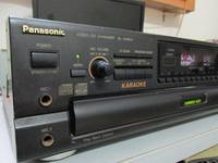 Panasonic VCD 5 đĩa Made in Japan