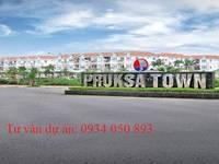 Mở bán đợt cuối Pruksa Town - chiết khấu khủng