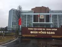 Chuyển công tác cần bán gấp lô Tây Nam 73m2 sau trung tâm hành chính quận Hồng Bàng.