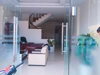 Cho thuê nhà mặt phố ngõ 154 đình thôn, 5 tầng x 40 m2 full nội thất