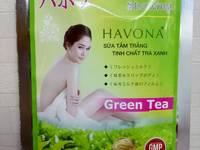 Tắm trắng trà xanh Havona