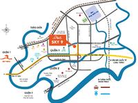 Cho thuê 2 căn shophouse dự án chung cư Sky 9, Liên Phường, Phú Hữu, Quận 9- giá 16 triệu/tháng...