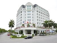 Cho thuê căn Biệt thự nội thất cao cấp cạnh KS Pearl River, Dương Kinh, Hải Phòng.