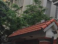 Cho thuê biệt thự mễ trì thượng 120 m2 x 5 tầng làm vp và ở