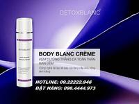 Kem Dưỡng Trắng Da Mặt Ban Đêm Peau DetoxBlanC Creem
