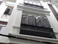 Mở bán 5 căn nhà 4 tầng xây mới trong ngõ Nguyễn Văn Linh  có thể đi lối Trần...